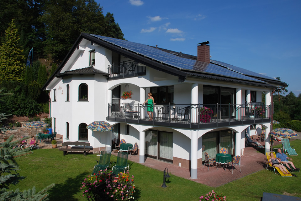 Pension Villa Walburga De