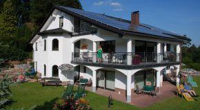 Pension und Ferienwohnungen Haus Sonneck in Heigenbrücken
