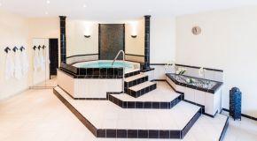 Wellnessbereich Villa Marburg