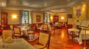 Restaurant in der Villa Marburg