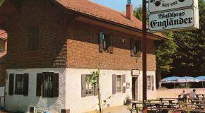 Waldhaus am Engländer