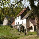 Die Fleckenstein-Mühle in Jakobsthal
